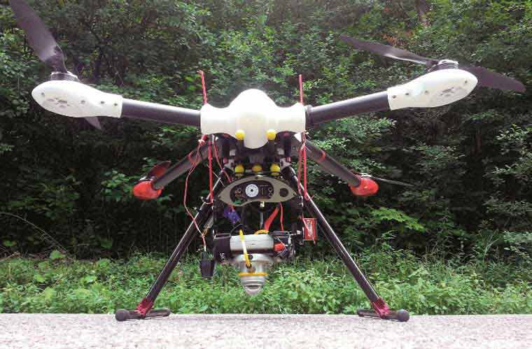 Novel Estimation of Albedo Using a Drone Pyranometerarticle picture