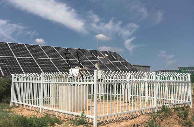 Leading PV in Datong, Shanxi with 14 Solar Monitoring Stationsarticle picture