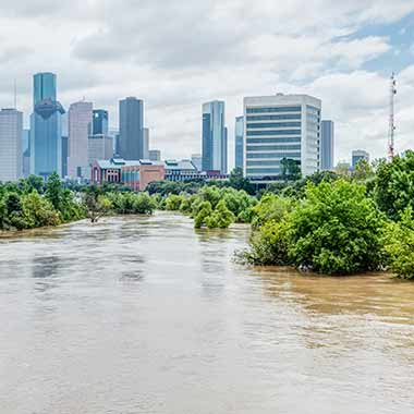 Building flood resilience